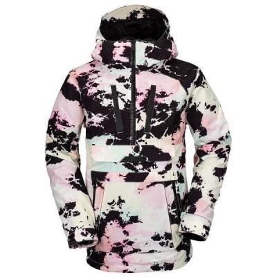 ボルコム メンズ ジャケット&ブルゾン アウター Volcom Brighton Pullover Jacket Mix