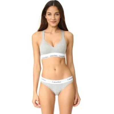 (取寄)Calvin Klein Underwear Women's Modern Cotton Lightly Lined Bralette カルバンクライン アンダーウェア レディース モダン