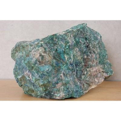 クリソコーラ原石 磨きなし 6.6kg/cc-01