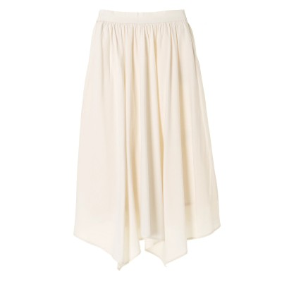 ・luluOFアシンメトリースカート