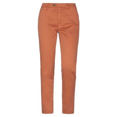 オークス OAKS パンツ 赤茶色 29 コットン 97% / ポリウレタン 3% パンツ