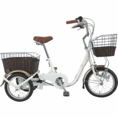 ミムゴ 【送料無料】MG-TRE16G SWING CHARLIE ロータイプ三輪自転車G (MGTRE16G)