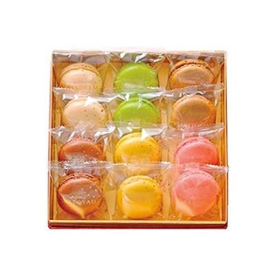 ダロワイヨ マカロン 詰合せ 12個入 6種×各2 セット 焼き菓子 洋菓子 高級 スイーツ 東京
