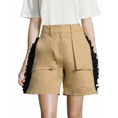パブリック スクール レディース パンツ Mousa Twill Cotton Shorts