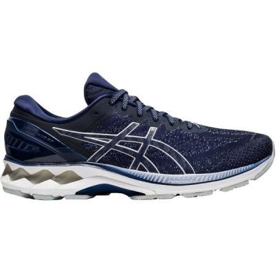 アシックス シューズ メンズ ランニング ASICS Men's GEL-Kayano 27 Running Shoes Grey