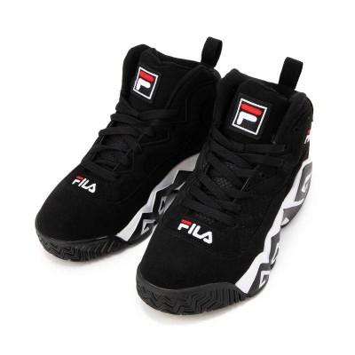 送料無料!☆FILA フィラ スニーカー メンズ MB FHE102-001 ブラック 26~28cm 靴 シューズ(26.5)