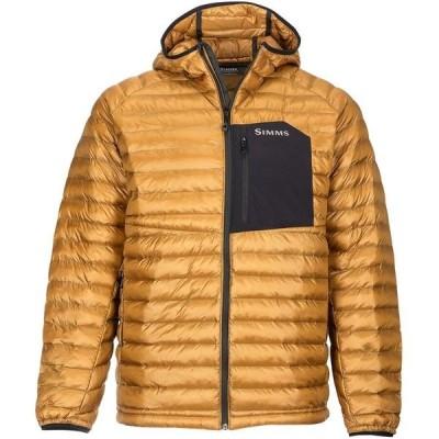 シムズ メンズ ジャケット・ブルゾン アウター Exstream Hooded Jacket