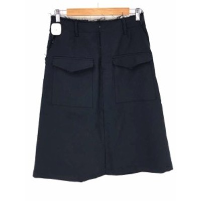 オキラク OKIRAKU スカート サイズ表記無 レディース 【中古】【ブランド古着バズストア】