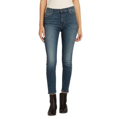 ハドソンジーンズ レディース デニムパンツ ボトムス Blair High Rise Ankle Jeans WRAITH