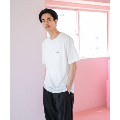 tシャツ Tシャツ [NUMERALS]ポケットTシャツ