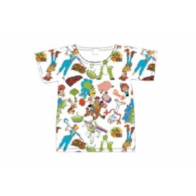 【ピクサーキャラクター】Tシャツ【M】【オールスター】【エイリアン】【トイストーリー】【バズ】【ウッディ】【ピクサー】【ディズニー
