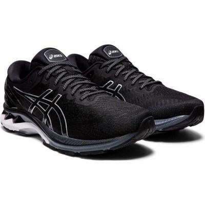 アシックス ASICS メンズ ランニング・ウォーキング シューズ・靴 GEL-Kayano 27 Black/Pure Silver