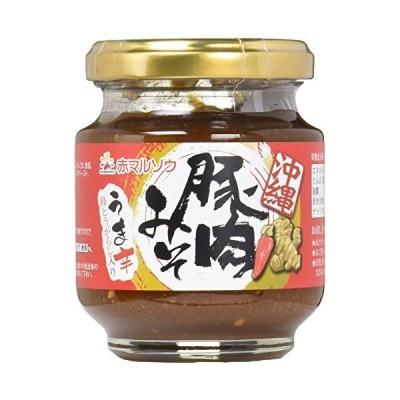 沖縄豚肉みそ うま辛 140g×3個