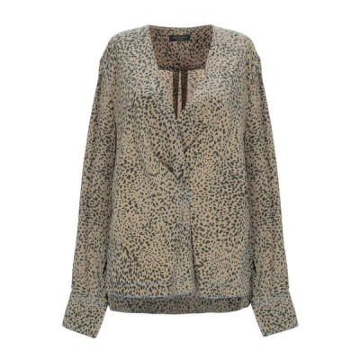 RAG & BONE シルクシャツ&ブラウス  レディースファッション  トップス  シャツ、ブラウス  長袖 サンド