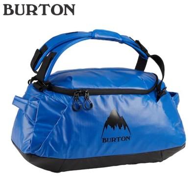 バートン ダッフルバッグ 20-21 BURTON MULTIPATH 40L SMALL DUFFEL BAG Lapis Blue Coated アウトドア スノーボード トラベル 旅行 日本正規品
