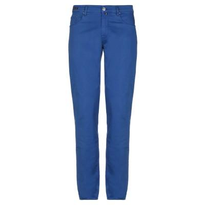 PT Torino パンツ ブルー 35 コットン 98% / ポリウレタン 2% パンツ