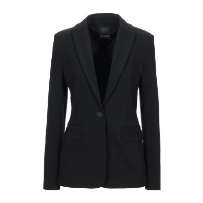 ピンコ PINKO テーラードジャケット ブラック 44 レーヨン 67% / ナイロン 28% / ポリウレタン 5% テーラードジャケット