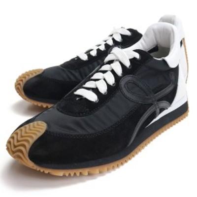 【新品】 ロエベ LOEWE メンズスニーカー M816282X09 1102 ブラック bos-35 shoes-01 メンズ