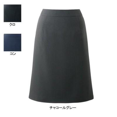 事務服・制服・オフィスウェア ピエ HCS9661 Aラインスカート(53cm丈) 5号〜15号