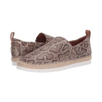 Gentle Souls by Kenneth Cole レディース 女性用 シューズ 靴 ローファー ボートシューズ Lizzy A-Line Sporty - Antique Gold Embossed Leather