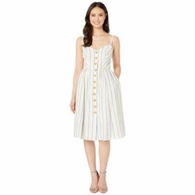 ヴィンス カムート Vince Camuto レディース ワンピース ワンピース・ドレス open shoulder dress with button details at the center Na