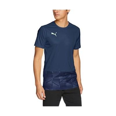 プーマ サッカーウェア FTBLNXT グラフィック シャツ 655831 メンズ サルガッソ シー 03 Mサイズ