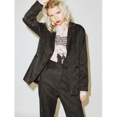 jouetie / 【セットアップ対応】カラーシングルジャケット WOMEN ジャケット/アウター > テーラードジャケット