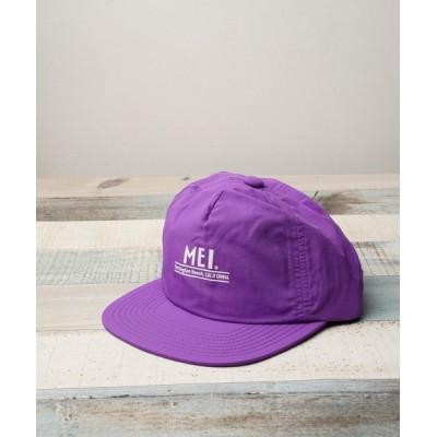 おしゃれスタ / MEI NYLON LOGO PRINT CAP(ST) WOMEN 帽子 > キャップ