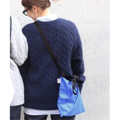 レディース ドゥーズィエム クラス 【DRIFTER/ドリフター】 TOTE BAG ブルー A フリー
