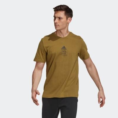 返品可 アディダス公式 ウェア トップス adidas アスレティクス グラフィック 半袖Tシャツ / Athletics Graphic Tee 半袖