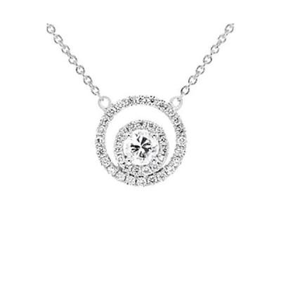 レディース アクセサリー  Diana M. Fine Jewelry 14K 0.45 ct. tw. Diamond Necklace