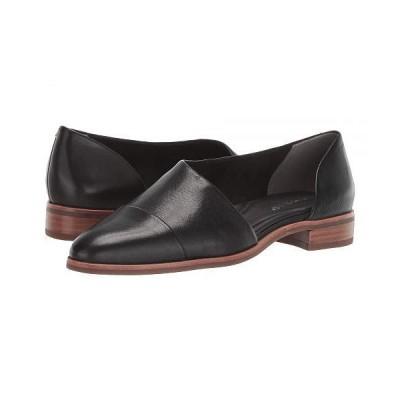 Aerosoles エアロソールズ レディース 女性用 シューズ 靴 ローファー ボートシューズ East Bound - Black Leather