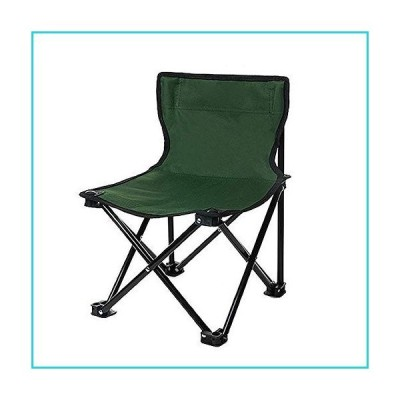 Bling Portable Compact Ultralight Camping Folding Chairs with Aluminum Frame for Outdoor, Camping, Hiking,Green【並行輸入品】