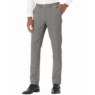 ニフティ ジーニアス カジュアルパンツ ボトムス メンズ Thomas Stretch Dress Chino in Solid Gray