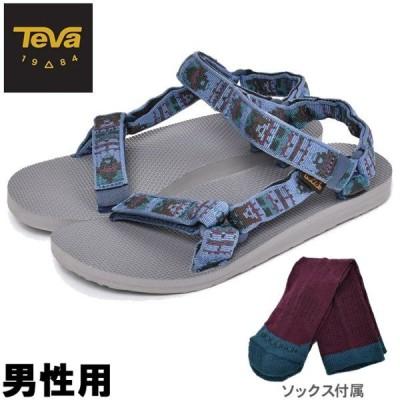 テバ サンダル メンズ オリジナル ユニバーサル ウールリッチ TEVA 01-15070128