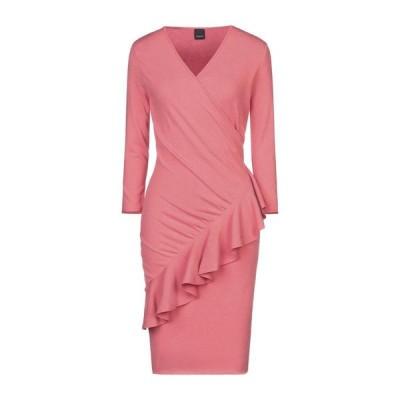 PINKO チューブドレス  レディースファッション  ドレス、ブライダル  パーティドレス コーラル