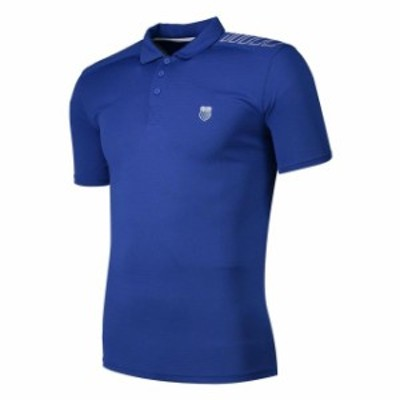 k-swiss ケー スイス テニス&その他のラケット競技 男性用ウェア ポロシャツ k-swiss polo-bigshot-ii-o