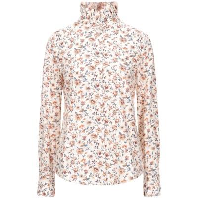 CLAUDIE PIERLOT シャツ ベージュ 36 コットン 100% シャツ