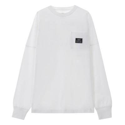 セール SALE セール SALE ディーシーシューズ DC SHOES  20 BACKPRINT DROP LS メンズ Mens T-shirt