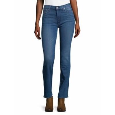 ハドソン レディース パンツ デニム Faded Mid-Rise Jeans