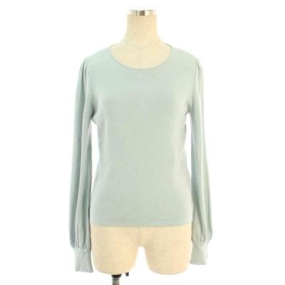 フォクシーブティック ニット セーター 37083 knit Top Lady Standard 長袖 38