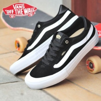 VANS バンズ STYLE 112 PRO スタイル BLACK/WHITE/KHAKI スニーカー スケートシューズ VN0A347XBEH