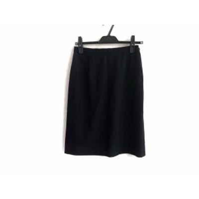 エポカ EPOCA スカート サイズ40 M レディース ネイビー【中古】20201011