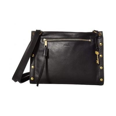 Fossil フォッシル レディース 女性用 バッグ 鞄 バックパック リュック Allie Satchel Handbag - Black