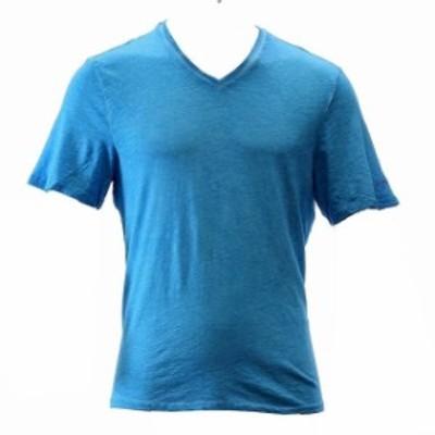 buffalo バッファロー ファッション トップス Buffalo By David Bitton Mens N-Urel Curaco V-Neck Short Sleeve T-Shirt Sz: S