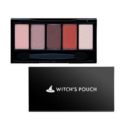ウィッチズポーチ 5カラーズアイシャドウ 01 サンドシー Witch's Pouch 韓国コスメ メール便可