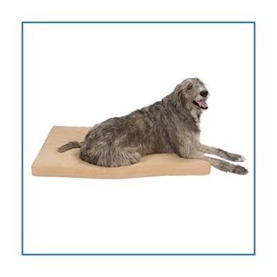 <新品>ペット サポート システム 犬用ベッド - 整形外科用メモリフォーム - 100% アメリカ製 - 洗濯可能