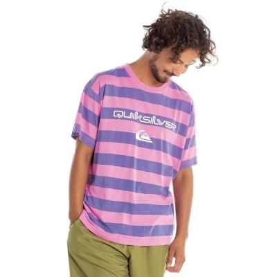 セール SALE クイックシルバー QUIKSILVER  VINTAGE BOARDER ST Mens T-shirts