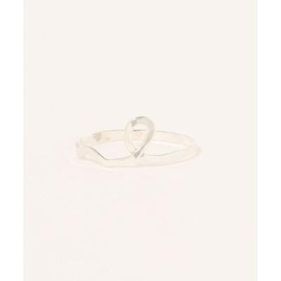 指輪 【V&SSS】cursive ring sv925