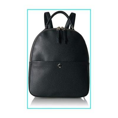 Kate Spade New York Polly Medium Backpack Black One Size【並行輸入品】